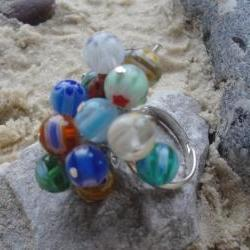 Millefiori Ring
